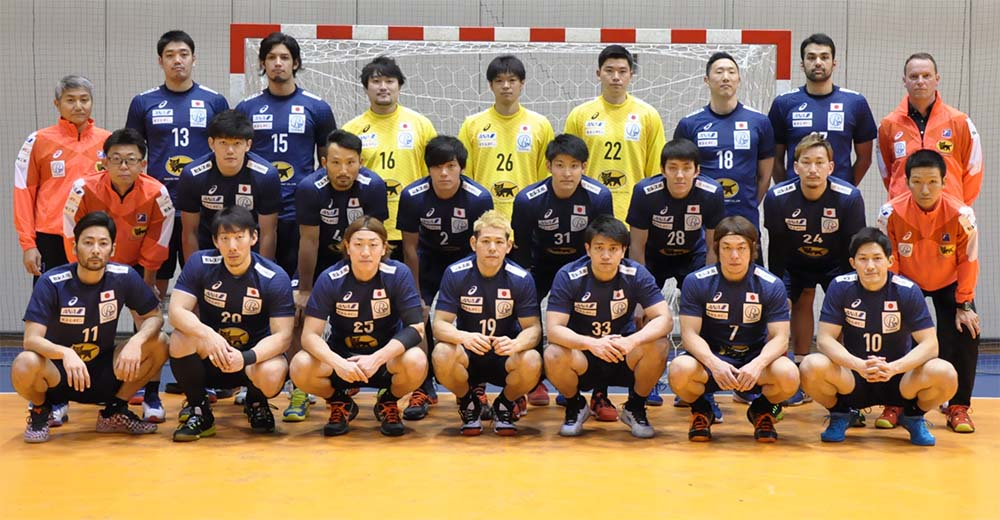 Japan Men's National Team『SUISEI JAPAN』