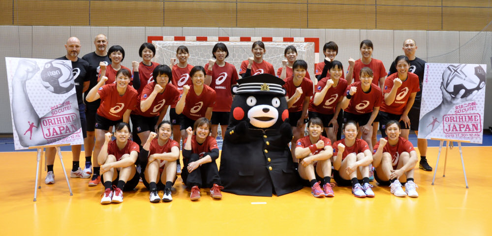 Japan Women's National Team『ORIHIME JAPAN』