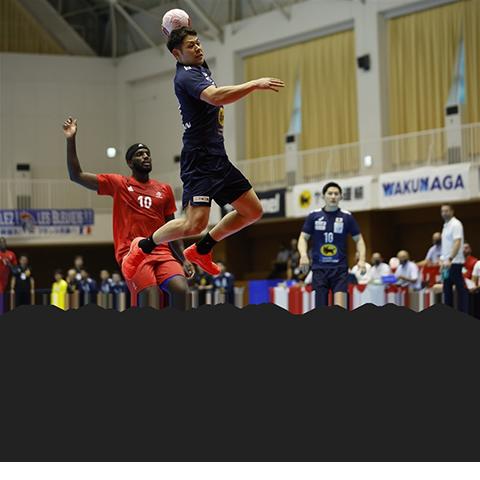 日本ハンドボール協会オフィシャルスポンサー